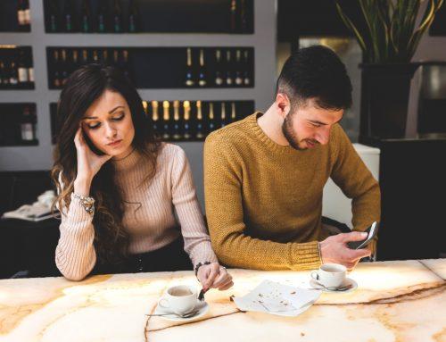 Beziehungskiller Handy – 6 wirkungsvolle Sofortmaßnahmen