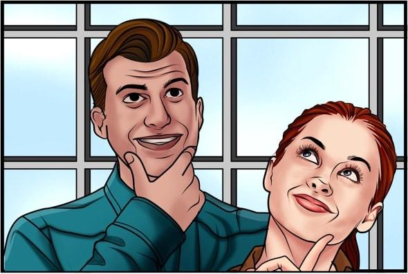 Trennung trotz Liebe: Beide denken an ihre eigene Zukunft