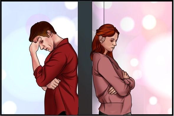 Fremdgehen: Ben und Anna haben ein Missverstaendnis